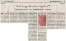 Fett Weg Spritze Münster