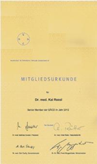 Gesellschaft für ästhetische Medizin Deutschland