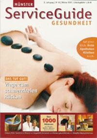 Service Guide Endoluminal Lasertherapie von Venen