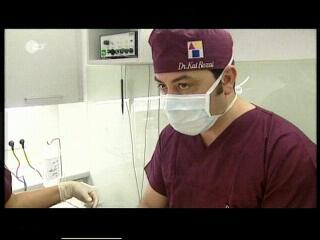 ZDF Hallo Deutschland 26.02.2008 Dr. Kai Rezai Schweißdrüsenabsaugung